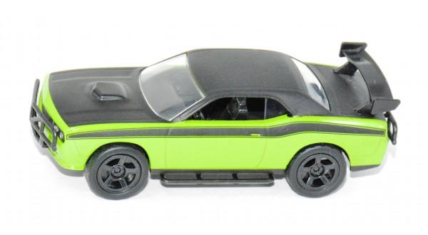 """Dodge Challenger SRT8 """"Letty""""s Fast & Furious 1-32 Groen / Zwart Jada Toys"""