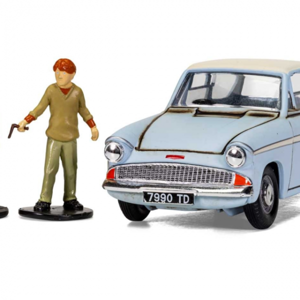 "Ford Anglia ""Harry Potter"" Inkl. Figuren 1-36 Corgi"