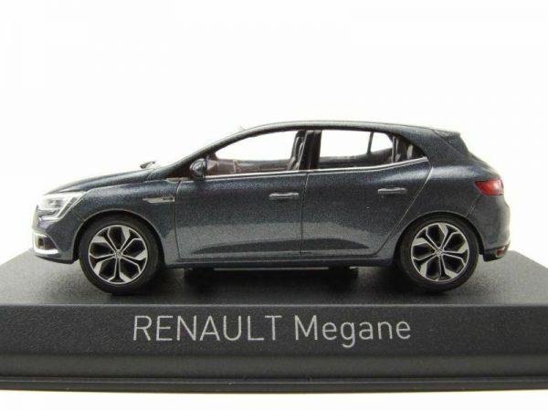 Renault Megane 2016 Grijs 1-43 Norev