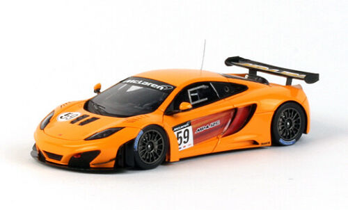 McLaren MP4-12C GT3 Presentation 2011 Nr# 59 Oranje 1-43 True Scale Miniatures