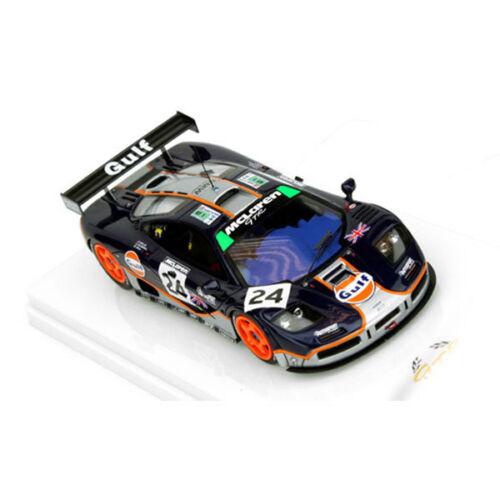 "Mclaren F1 Gtr #24 4Th Place 24Hrs Le Mans 1995 ""Gulf"" 1-43 True Scale Miniatures"