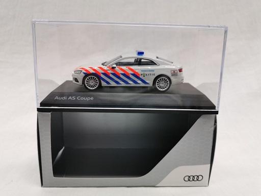 Audi A5 Coupe 2016 ( Nederlandse Politie Omgebouwd ) 1-43 Spark