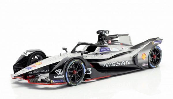 Nissan E.Dams Formula E 2018 Season 5 Sebastien Buemi 1-43 Minichamps