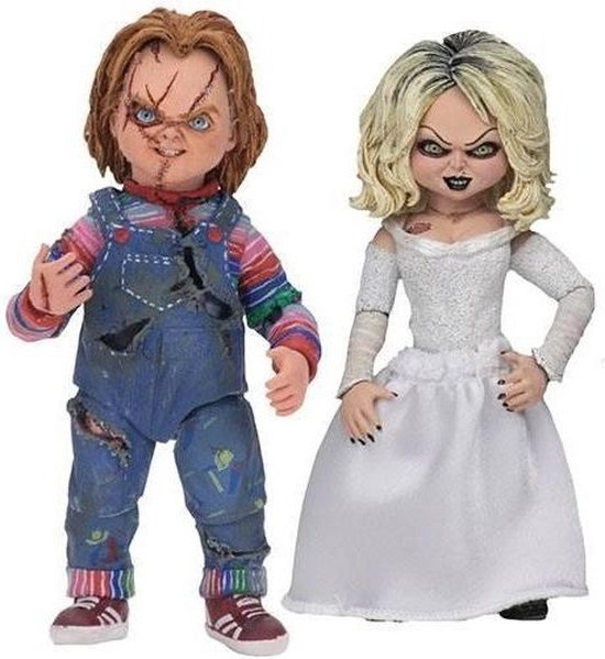 Chucky: Ultimate Chucky and Tiffany 7 inch Scale Action Figure 2 Neca