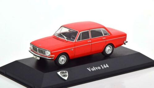 Volvo 144 Limousine Rood 1-43 Atlas Volvo Collection