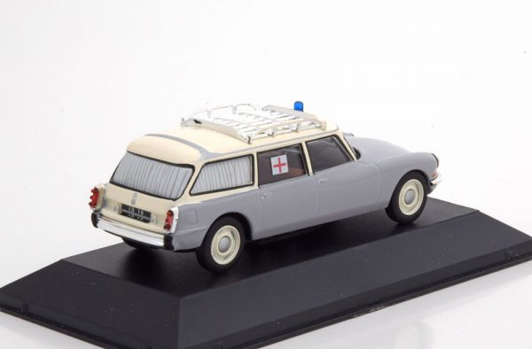"Citroen ID 19 Break ""Ambulance"" 1962 1-43 Atlas Ambulance Collection"