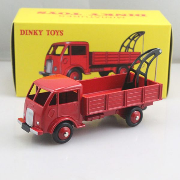 Ford Camionnette De Depannage Rood 1-43 Dinky Toys ( Atlas )