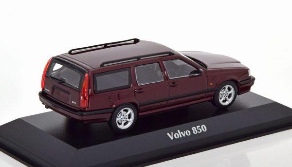 Volvo 850 Break 1994 Red Metallic 1-43 Maxichamps