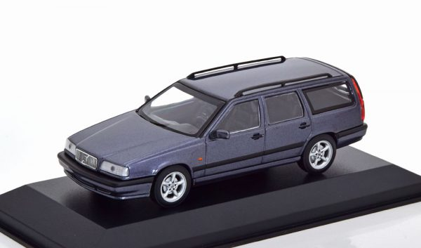 Volvo 850 Break 1994 Blauw Metallic 1-43 Maxichamps