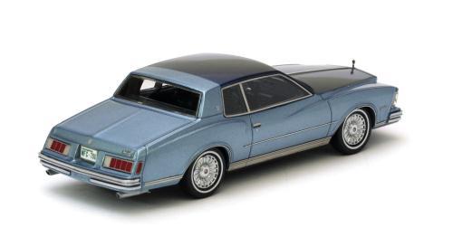 Chevrolet Monte Carlo 1978 1-43 Blauw Neo Scale Models