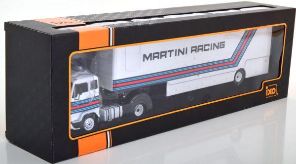 "Volvo F88 Martini Racing Team ""Martini"" Wit 1-43 Ixo Models"