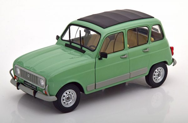 Renault 4L GTL 1978 Groen 1-18 Solido