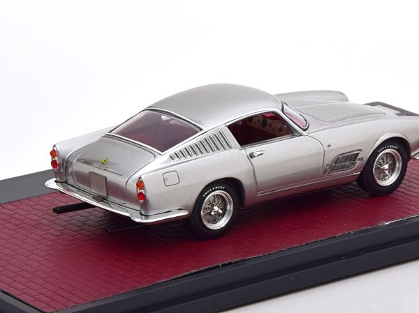 Ferrari 250 GT Berlinetta Speciale 1956 Zilver 1-43 Matrix Scale Models Limited 408 Pieces ( Resin )
