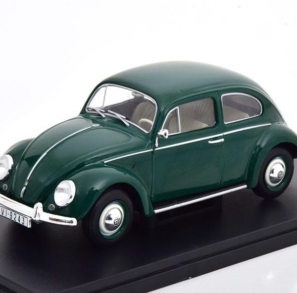 Volkswagen Kever 1200 1960 Groen 1-24 Altaya