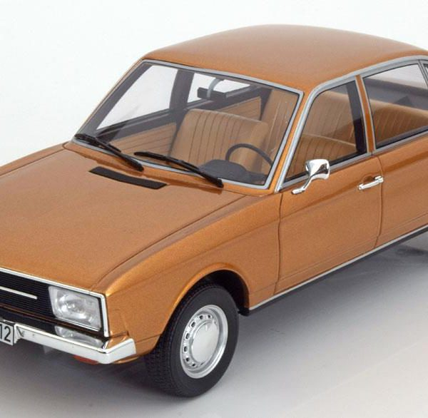 Volkswagen K70 1973 Goud 1-18 BOS Models Limited 1000 Pieces