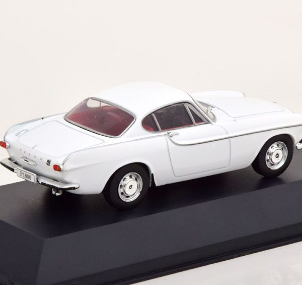 Volvo P1800 1961-1963 Wit 1-43 Atlas Volvo Collection