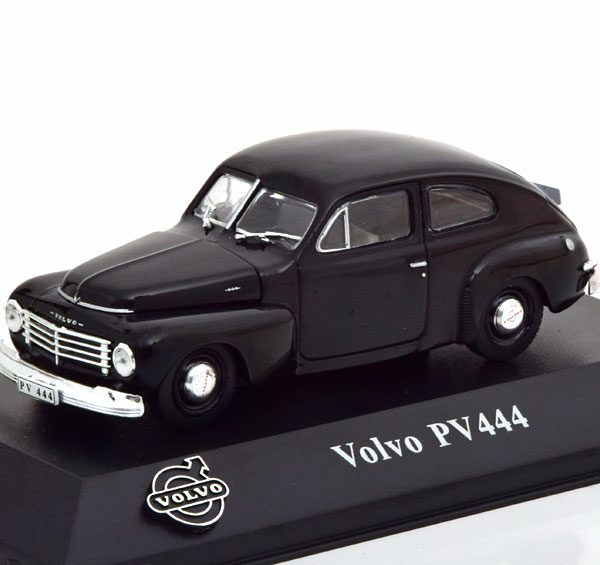 Volvo PV444 1947-1958 Zwart 1-43 Atlas Volvo Collection