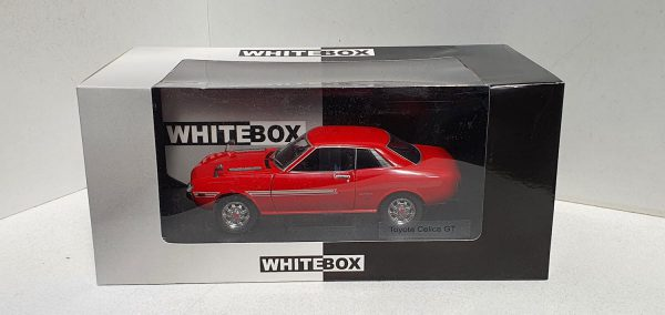 Toyota Celica GT 1976 Rood 1:24 WhiteBox