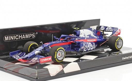 Toro Rosso Scuderia STR14 #23 Monaco GP F1 2019 Alexander Albon 1:43 Minichamps Limited 336 Pieces
