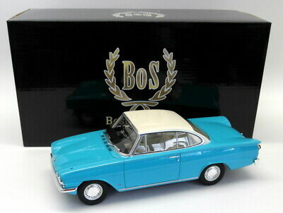 Ford Consul Capri GT 1963 Turquoise / White 1-18 BOS Models Limited 1000 Pieces