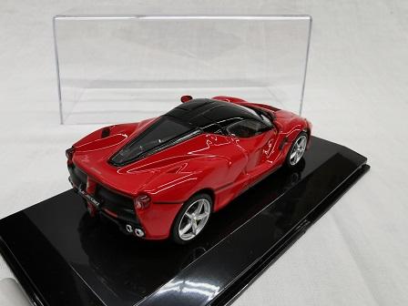 "Ferrari ""La Ferrari"" 2013 Rood 1-43 Altaya Super Cars Collection"