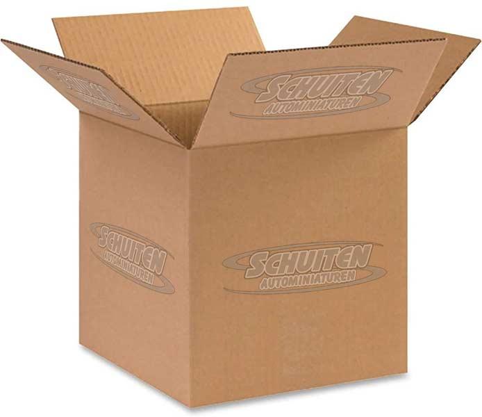 Verzenden shipping Schuiten Autominiaturen