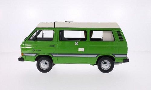 Volkswagen T3a Westfalia Joker Groen / Wit 1-18 Premium Classixxs Limited 500 Pieces
