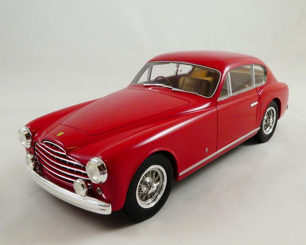 Ferrari 195 Inter Ghia 1950 Rood 1-18 BOS Models Limited 1000 Pieces