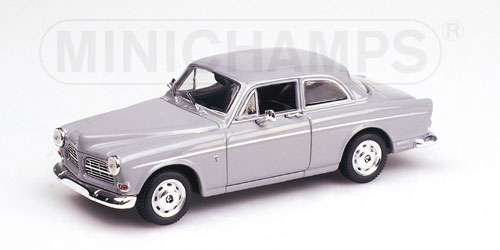 Volvo 121 1966 Grijs 1-43 Minichamps Limited 4800 pcs.