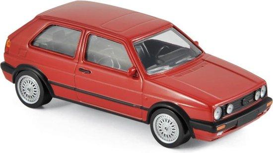 Volkswagen Golf II GTI G60 Rood 1-43 Norev Jet Car