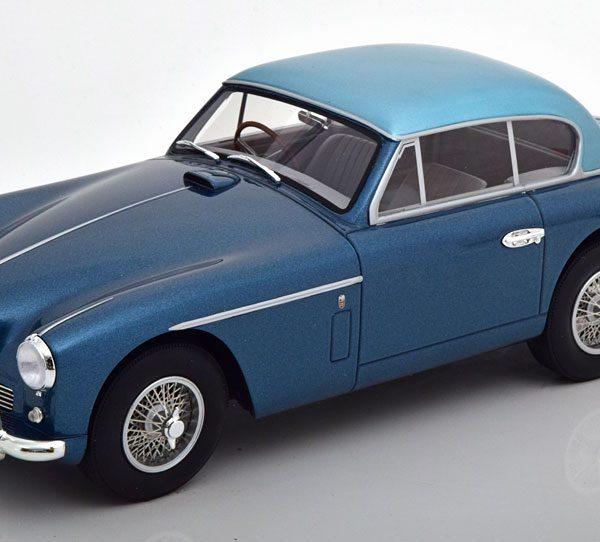 Aston Martin DB 2/4 MK2 FHC 1955 Blauw / Blauw Metallic 1-18 Cult Scale Models