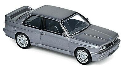 BMW M3 E30 1988 Zilver 1-43 Norev Jet Car