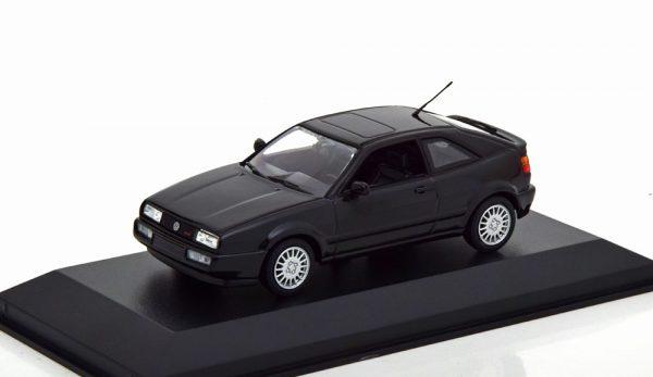 Volkswagen Corrado G60 1990 Zwart 1-43 Maxichamps
