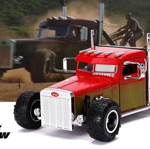"Custom Peterbilt Tow Truck ""Fast & Furious"" 1/24 Jada Toys Diecast Model"
