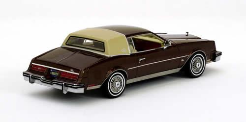 Buick Riviera 1982 Bruin Metallic 1-43 Neo Scale Models