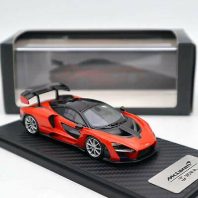 McLaren 2018 Aryton Senna Mira Orange 1-43 TSM Models