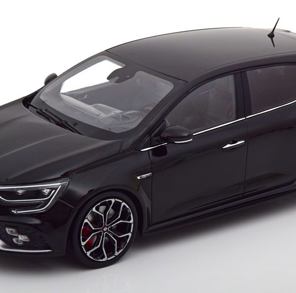Renault Megane R.S. 2017 Zwart 1-18 Norev Limited 500 Pieces