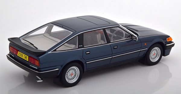Rover 3500 Vitesse 1985 Blauw Metallic 1-18 Cult Scale Models Limited Edition ( Resin )