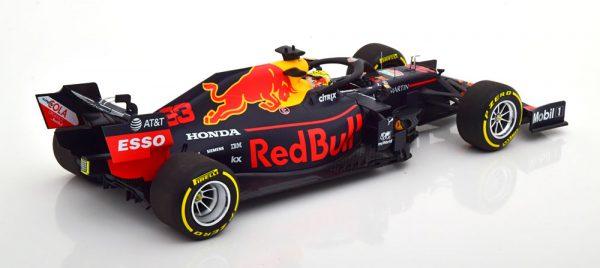 Aston Martin Red Bull Racing Honda RB15 Winner GP Oostenrijk 2019 Max Verstappen 1-18 Minichamps Limited 504 Pieces