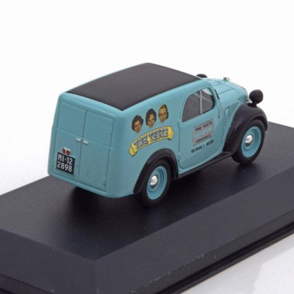 "Fiat 500 A Furgoncino ""Tre Teste"" 1948 Blauw 1-43 Altaya"
