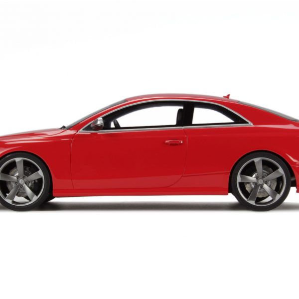 Audi RS5 Coupe 2012 Rood 1-18 GT Spirit Limited 1000 Pieces