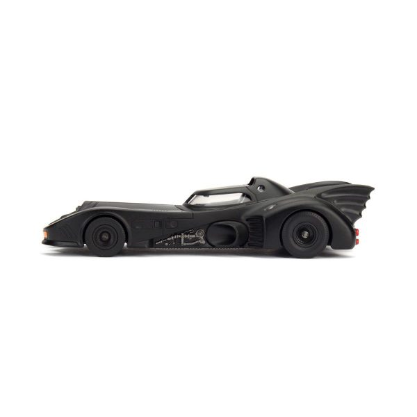 Batmobile Batmobiletm 1-32 Zwart Jada Toys