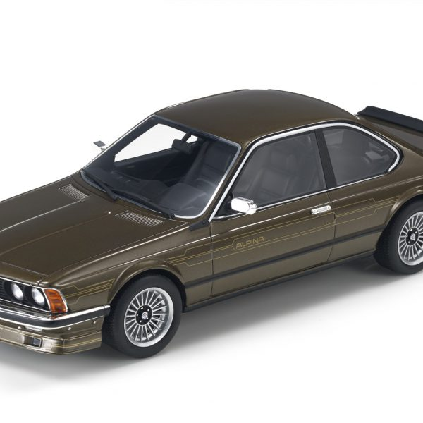 BMW Alpina 6 Serie B7 1988 Brasil Brown Metallic 1-18 LS Collectibles Limited 100 Pieces