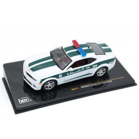 "Chevrolet Camaro 2011 ""Dubai Police"" 1-43 Ixo Models"