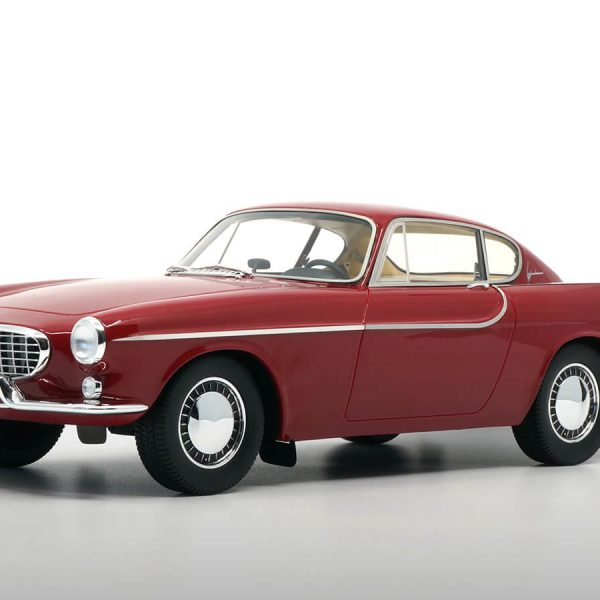 Volvo P1800 Jensen 1961 Rood 1/18 DNA Collectibles Limited 320 Pieces