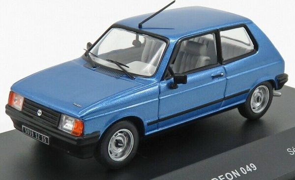 Talbot Samba 1982 Blauw 1-43 Odeon Limited 750 Pieces