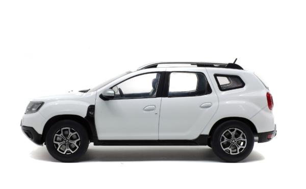 Dacia Duster MK II 2018 Wit 1-18 Solido
