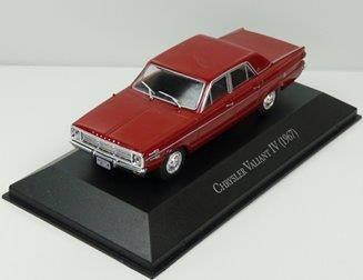 Chrysler Valiant IV 1967 Rood 1-43 Altaya