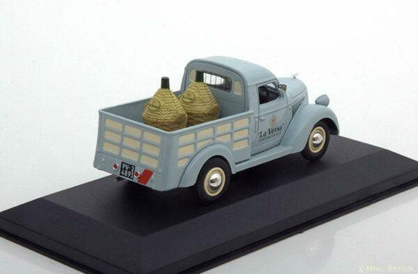 """Lancia Ardea 800 Camioncino """"La Versa"""" 1949 Blauwgrijs 1-43 Altaya"""