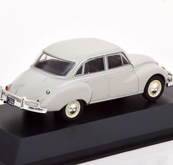 Auto Union 1000S 1960 Grijs 1-43 Altaya
